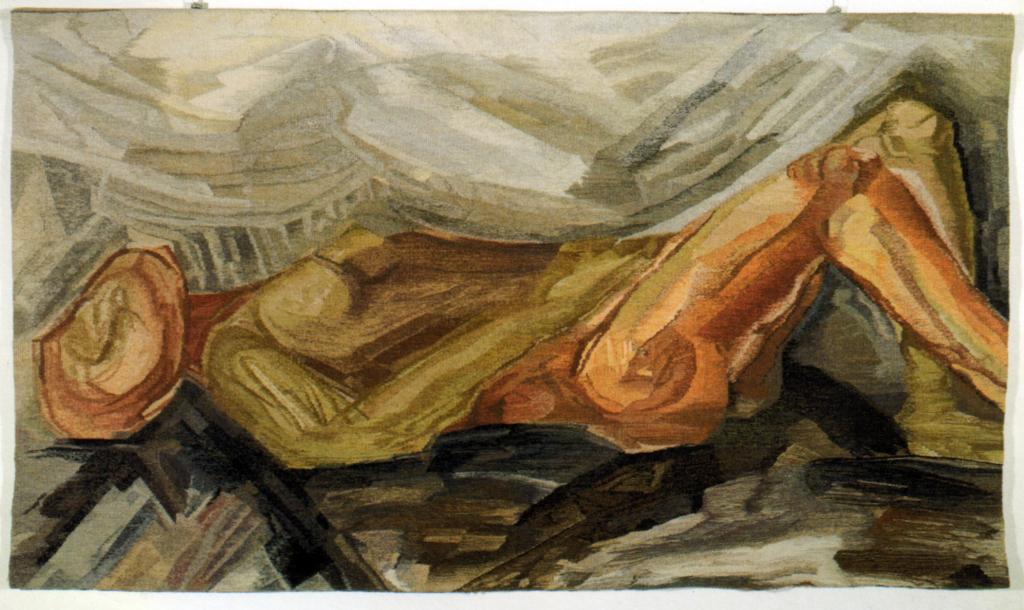 Liegende (1978)115 x 200cm